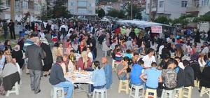 Akşehir'de Mahalle İftarları devam ediyor
