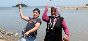 4 bin yıldır sac ayaktan geçip dere ile denizin ortasını taşlıyorlar Giresun'da halk arasında 'Mayıs 7'si olarak bilinen Aksu Festivali coşkuyla kutlandı