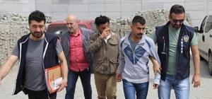 Samsun'da Suriyeli ve Iraklı gaspçılar yakalandı