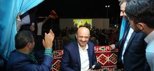 Başbakan Yardımcısı Fikri Işık, Erzurumlular'ın sevincini paylaştı