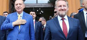 Erdoğan-İzzetbegoviç ortak basın toplantısı