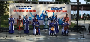 Uluslararası Antalya Gençlik Festivali