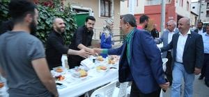 Darıca'da Bolulular iftar sofrasında buluştu