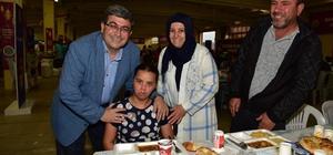 """Bilecik'te toplu iftar coşkusu Bilecik Belediye Başkanı Nihat Can; """"Cenabı hak, bu birlik ve beraberliğimizi bozdurmasın"""""""