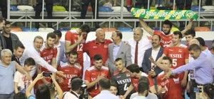 Türkiye - Ukrayna voleybol maçının ardından