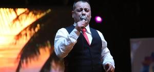 Sınır'da karadeniz fırtınası esti Karadenizli sanatçı Recebim sınırda konser verdi