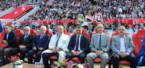 Bandırma Onyedi Eylül Üniversitesinde mezuniyet heyecanı
