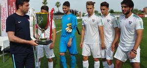 Futbol: 19 Yaş Altı Süper Kupa
