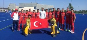 Hokeyde Avrupa Finalinin adı Gaziantep Polisgücü
