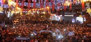Süper Lig'e çıkan BB. Erzurumspor'a muhteşem karşılama