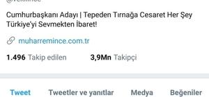 Muharrem İnce'den Bartın ve Zonguldak mitingi açıklaması