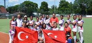 Avrupa Hokey Finallerine Gaziantep damgası Hokeyin sultanları ve kaplanları Avrupa Şampiyonluğu için final oynayacak
