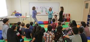 Oyunları basit, mutlulukları tarifsiz Göçmen çocuklara sosyal destek