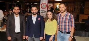 Erzincan Barosundan avukatlara iftar