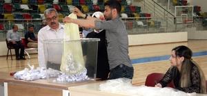 Kilis'te kurayla belirlenecek 3 bin 250 kişilik iş için 9 bin 700 kişi başvurdu