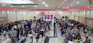 Mamuşa'da bin kişiye iftar