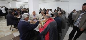 Çamlıca'da iftar