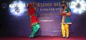 Başkan Çelik Hacılar'da iftar açtı