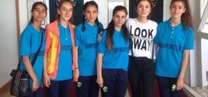 Mahmudiye Ortaokulu Türkiye Şampiyonasına hazırlanıyor