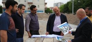 Kocasinan'da Turgutreis'e aile sağlık merkezi ve sosyal tesis