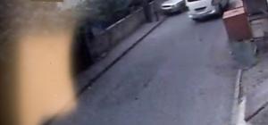 (Özel) Dikkatsiz sürücü anne ve 2 çocuğunu ezdi Dehşet anları güvenlik kamerasına saniye saniye yansıdı
