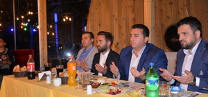 Başkan Bakıcı AK Gençlerin iftar programına katıldı