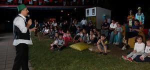 Büyükşehirden Sekapark'ta yaz etkinlikleri