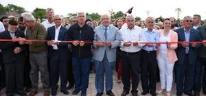 Ergene'de Pınarbaşı Çok Amaçlı Salon açıldı