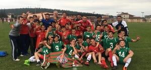 Bilecik U17 Gençler Ligi şampiyonu 1308 Osmaneli Belediye Spor oldu