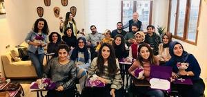 Prof. Dr. Fışıloğlu'ndan genç psikologlara eğitim