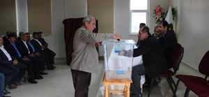 Mutki'de KHGB seçimi