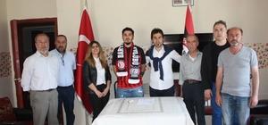"""Luka Bartınspor'da Eser """"İlk dış transferimizi yaptık"""""""