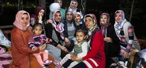 Dutlu Koruluğu Ramazan'da yoğun ilgi görüyor