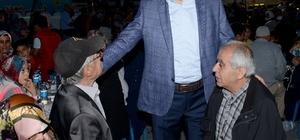 """Başkan Altay: """"Konya dünyaya örnek bir Ramazan geçiriyor"""""""
