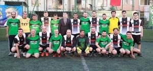 SASKİ futbol turnuvası tamamlandı