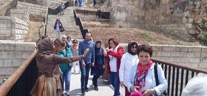 """Hamam müzesi, """"Tarihi kentler birliği yaşam kültür müzesi"""" ödülünü aldı"""