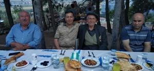Jandarmadan şehit ailelerine ve gazilere iftar yemeği