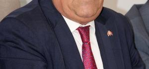 MHP Muğla milletvekili adaylarını tanıttı MHP Muğla İl Başkanı Mehmet Korkmaz, MHP'nin Muğla Milletvekili adaylarını tanıttı.