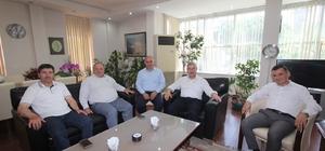 """Saruhanlı'da 'Cumhur İttifakı' istişare toplantısı Başkan Yaralı: """"Yeni bir zafer için çalışmalara başladık"""""""