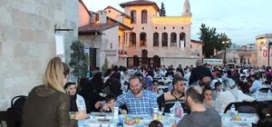 MÜSİAD'dan Gaziantep'te 4 bin kişilik iftar