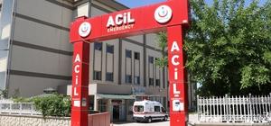 Kahta Devlet Hastanesi Acil Servisi yenileniyor