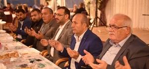 Taşköprü'de mahalle iftarları Harmancık'tan başladı