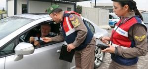 Yalova'da 5 ayda 734 bin kişi ve 163 bin araç sorgulandı