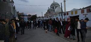 Bingöl'de Ramazan sokağı ilgi görüyor