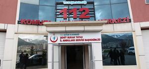 Afrin şehidinin adı 112 Komuta Kontrol Merkezine verildi