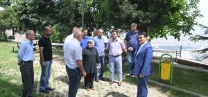 Abdal Murat Mahallesi'ne yeni meydan