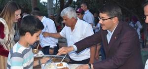 Sancaklıiğdecik Şehzadeler'in iftarında buluştu
