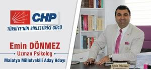 """CHP Milletvekili Adayı Dönmez: """"Geleceğimiz için 'dur' diyelim"""""""