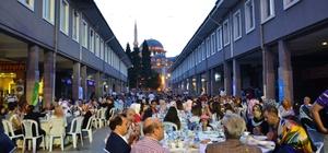 Balıkesir Büyükşehir Belediyesinden 10 bin kişilik iftar