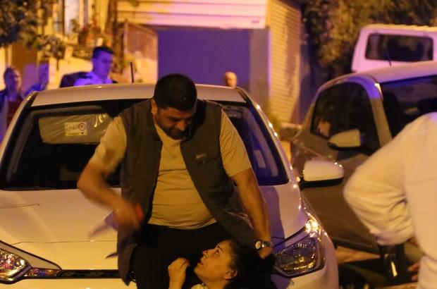 Sahur vaktinde rehine kurtarma operasyonu Cezaevi firarisi şahıs imam nikahlı karısını bıçaklayarak rehin aldı Bursa'da rehine krizi; 1 yaralı